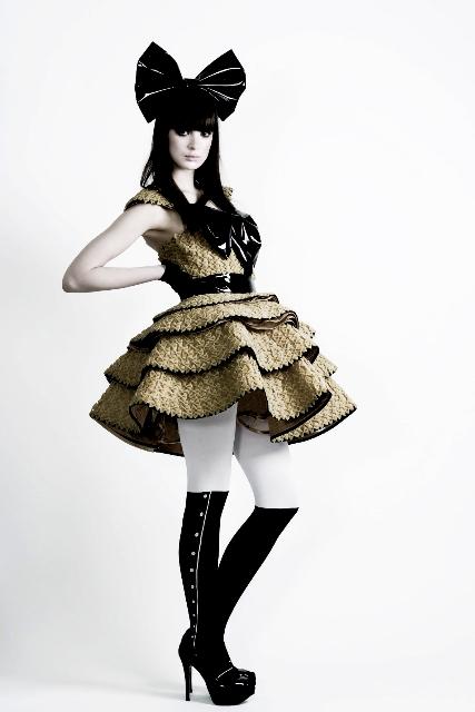 Bea barilla klänning helkropp