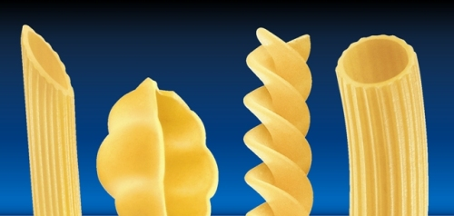 Rigatoni Summer Collection Farfalle, Gnocchi, Penne, Rigate och Fusilli