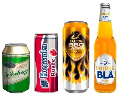 Carlsberg Sverige presenterar nu årets sommaröl, en för varje smak och perfekta till grillfesten, middagen eller en skön after work.