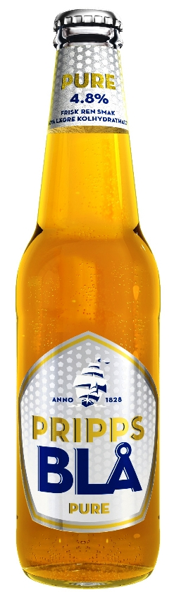 Pripps Blå Pure 4,8%