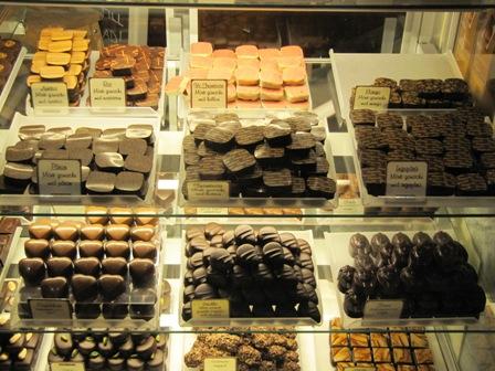 Chokladprovning på Chocolatte