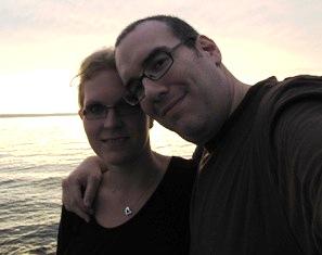 Nina och David Oberländer