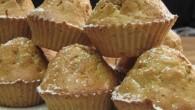 Recept på saftiga och matiga muffins. Lätta att göra och förbereda. Innehåller dinkelmjöl.
