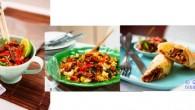 Gästspel hos Quorn av Niclas Wahlgren 3 nya härliga recept med inspiration från delar av världen.