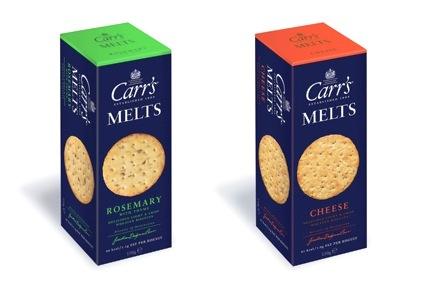 Carr's – exklusiva kex med utsökt smak, konsistens och arom