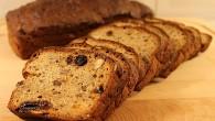 Riktigt gott och saftigt bröd som man inte behöver något pålägg till.