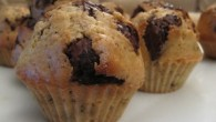 Doftar av mint. För dig som gillar choklad och mint är detta muffinsen.