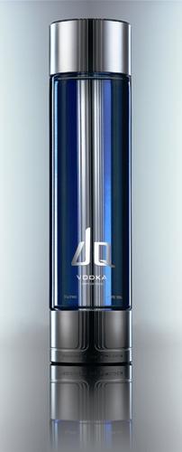 DQ Vodka noga utvald av Fontana