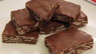 Krämig godis med mycket smak av choklad och nougat. Med mörkare choklad som gör smaken fylligare. Sött och gott.