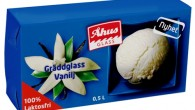 Åhus Glass gör comeback med gräddglass vanilj som är 100% laktosfri och smakar som äkta gräddglass skall smaka