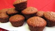 Muffins med smak av pepparkaka och julkryddor