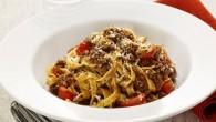 Klassisk italiensk köttfärssås, gjord utifrån ett grundrecept från Bologna i regionen Emilia-Romagna.