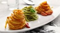 Det är en snabb och god pastarätt som passar perfekt som mellanrätt på en större middag eller de dagar man har mindre tid för matlagning. Om man ska göra den här rätten till flera personer är det även fräscht att tillaga lite av varje sort och servera på samma tallrik, eftersom de har olika färg.