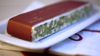 Torrone con Pistacchio påminner lite om soft nougat fylld med pistage nötter