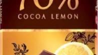 Släppt en ny mörk choklad 70% med citron. Tyvärr håller denna ej måttet.