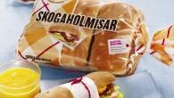 Nu lanserar man den klassiska favoriten i en ny form, Skogaholmisar, ett portionsbröd bakat med lika saftig deg som sin föregångare och med samma goda smak.