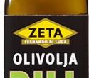 Zeta kompletterar nu sitt breda olivoljesortiment med två nya varianter. Dilloljan är helt ny, medan oljan med smak av vit tryffel har funnits tidigare i större förpackning.