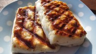 En helt ny grillost som ger en fantastisk doft av Grekland och den grekiska matkulturen. Grilloumin fungerar utmärkt att grilla eller steka och passar bra till pasta, sallad och potatisgratäng men är också god att äta precis som den är.