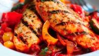 En god, hälsosam och lättlagad hösträtt fylld med smaker från Provence södra Frankrike, som passar perfekt när man vill få extra energi till träningen.