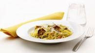Lättlagad och smakrik vegetarisk pasta