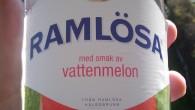 Ny smak mineralvatten från Ramlösa med smak av vattenmelon