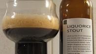 Lakritsöl, öl är ju gott och lakrits också, men funkar det verkligen tillsammans??