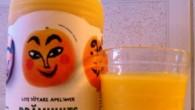 Ny smak med lite sötare apelsiner