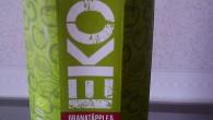 Kiviks Musteri har kommit med tre ekodrycker som vi har testat.  Mango/äpple, granatäpple/svartvinbär och tranbär/blåbär.