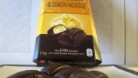 Nyhet från Marabou mörk choklad med citronmousse och citronsås
