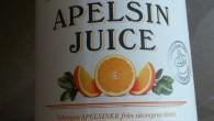 Testat Ica nya selection apelsein juice