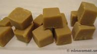En fudge som är god, söt och har en smak av lakrits. Den smälter på […]